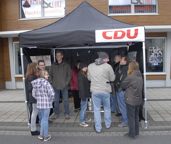 CDU Emmelshausen sagte Danke!