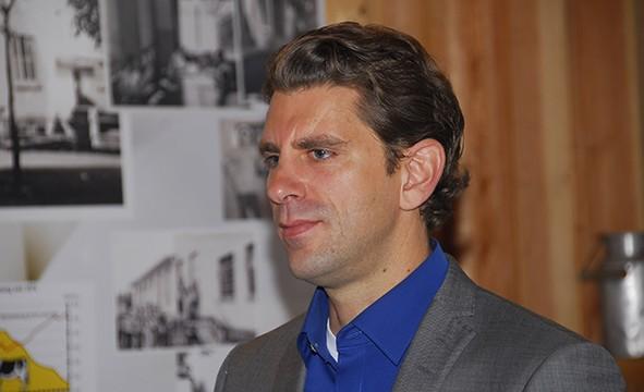 Dr. Marlon Bröhr zu Gast beim Bauernfrühstück der CDU Emmelshausen