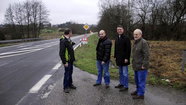 CDU begrüßt die in Aussicht gestellten Sanierungen der Landesstraßen 214 und 215
