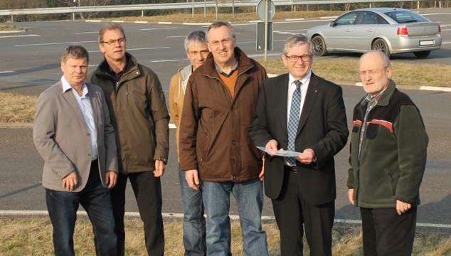 CDU fordert Entschärfung des gefährlichen Kreuzungsbereichs L214/ L215 zwischen Pfalzfeld und Norath