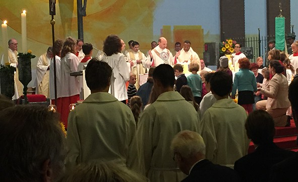 CDU Emmelshausen begrüßt neuen Pfarrer