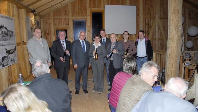 Rückblick: Politische Weinprobe 2015 im Agrahistorischen Museum in Emmelshausen