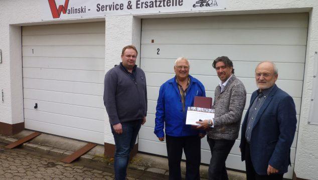 CDU Gemeindeverband Emmelshausen ehrt verdiente Mitglieder