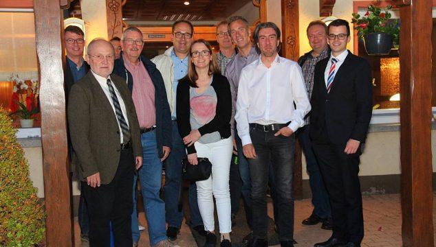 Der neue Vorstand des CDU Gemeindeverband Emmelshausen