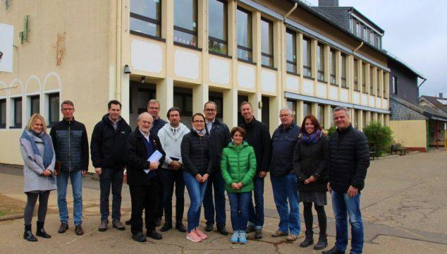 CDU Emmelshausen erörtert geplante Sanierung der Grundschule Gondershausen