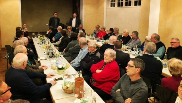 Traditionelle Weinprobe der CDU in Emmelshausen