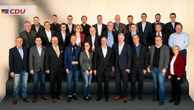 CDU schickt starke Liste in die Verbandsgemeinderatswahl