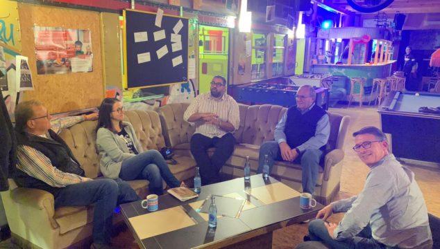 Stadtrat Emmelshausen informiert sich über Jugendarbeit